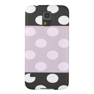 Charming adorable cheerful cute polka dots case for galaxy s5