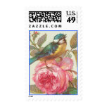 charming bird stamps