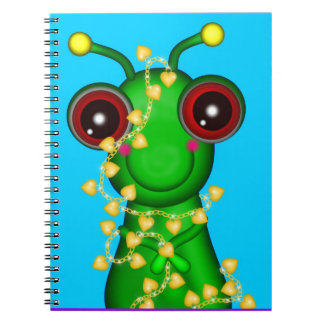 Charming Buglet Notebook