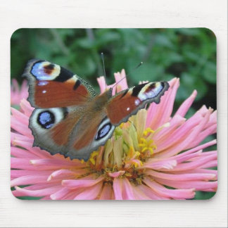 Charming Butterfly Mouse Pad
