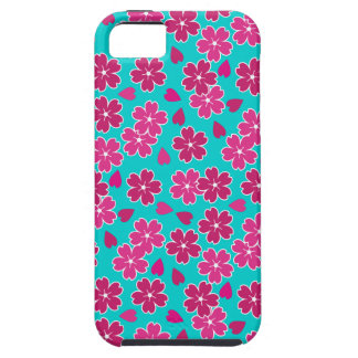 Charming Cherry Blossoms iPhone SE/5/5s Case