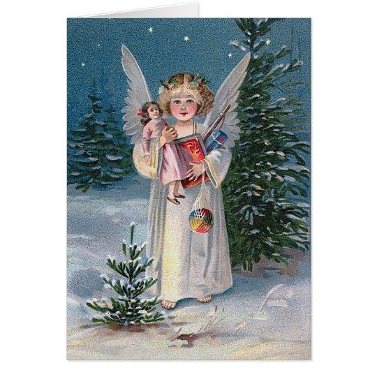 Charming Christ Child Card