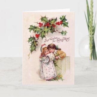 Charming Christmas Children