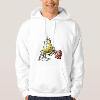 Charming Frog Prince Hoodie