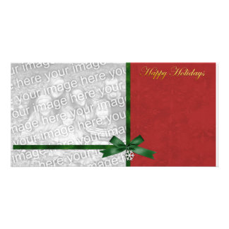 Charming Holidays Photo Template