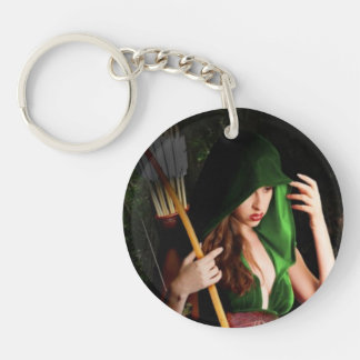 Charming Incantations: Enticed Keychain