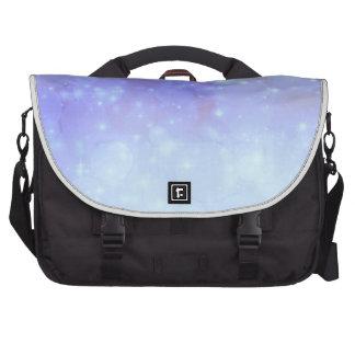 Charming light,blue commuter bag