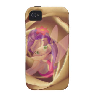 charming little fairy iPhone 4 cover