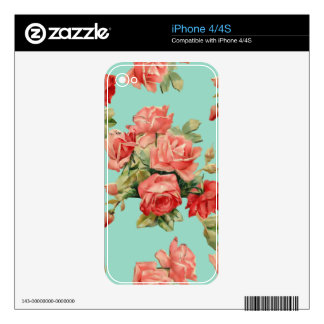Charming Miraculous Restored Miraculous Decal For iPhone 4