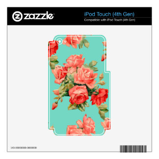 Charming Miraculous Restored Miraculous Decals For iPod Touch 4G