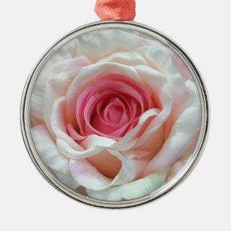 Charming petals.jpg metal ornament