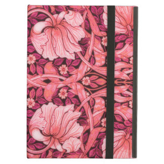 Charming Pink Pimpernel Flowers iPad Covers