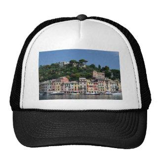 Charming Portofino, Italty Trucker Hat