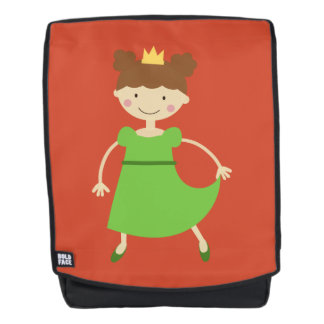 Charming Princess Backpack