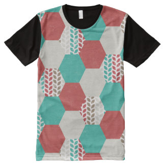 Charming Rejoice Effervescent Reliable All-Over-Print T-Shirt