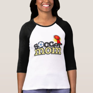 Charming Soccer Mom T-Shirt - Design #2