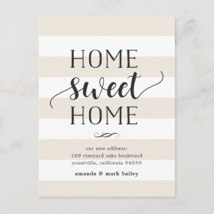 moving new home announcements zazzle
