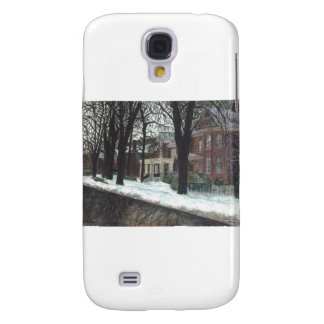 Charming Victorian Homes Galaxy S4 Case