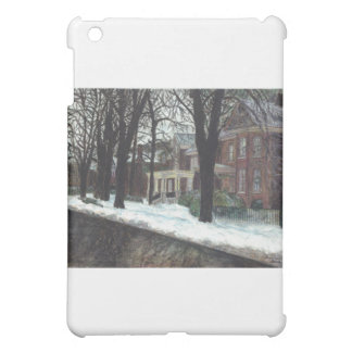 Charming Victorian Homes iPad Mini Cover