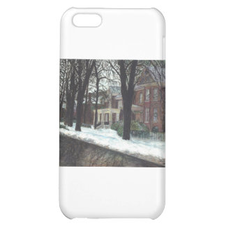 Charming Victorian Homes iPhone 5C Cases