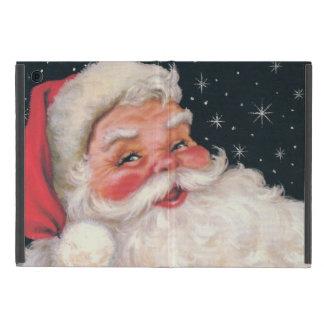 Charming Vintage Santa Claus Case For iPad Mini