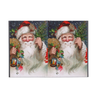 Charming Vintage Santa Claus iPad Mini Cover