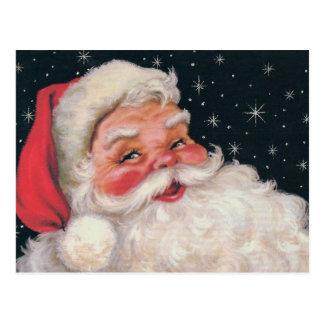 Charming Vintage Santa Claus Postcard