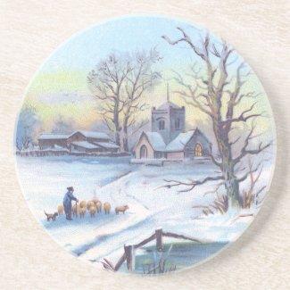 Charming Winter Scene 2