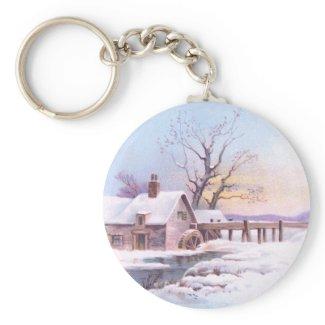 Charming Winter Scene 3