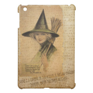 Charming Witch iPad Mini Covers