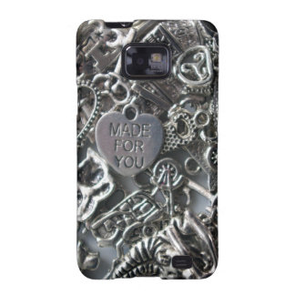 charms galaxy SII cases