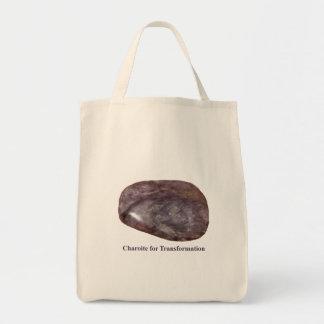 Charoite for Transformation Tote Bag