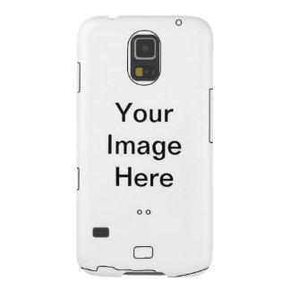Charol de moda Doct de la PU de la colección Funda Para Galaxy S5