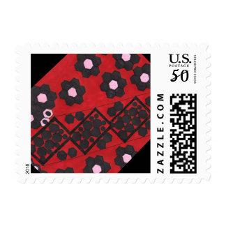 Charolette Hook Artwork Postage stamp