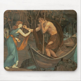 Charon and Psyche Mouse Pad