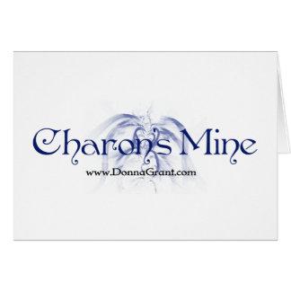 Charon Greeting Card