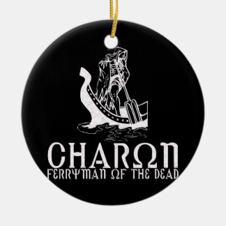 Charon Ceramic Ornament