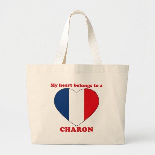 Charon Jumbo Tote Bag