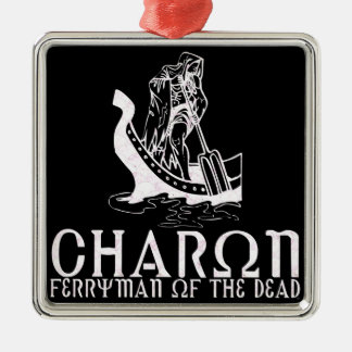 Charon Metal Ornament
