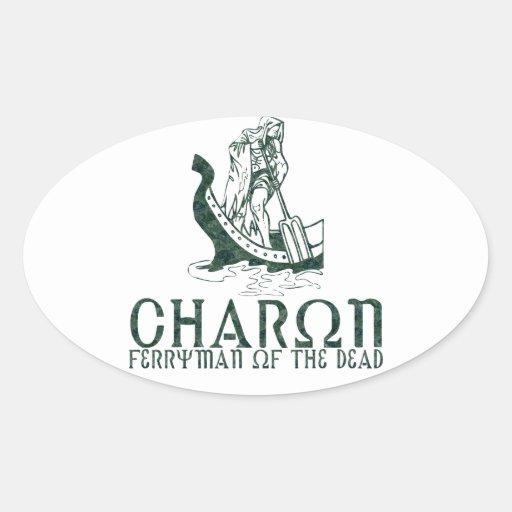Charon Stickers