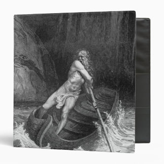 Charon, the Ferryman of Hell Binder