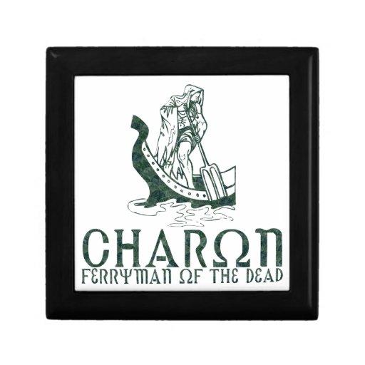 Charon Trinket Boxes