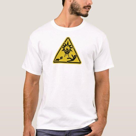 CharredWear Logo T-Shirt