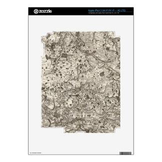 Charroux Pegatina Skin Para iPad 3