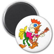 Charry Chicken Magnet