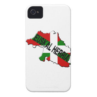 Chart Basque Country plus flag euskal herria iPhone 4 Case