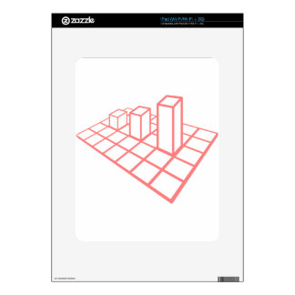 Chart Growth Decals For The iPad