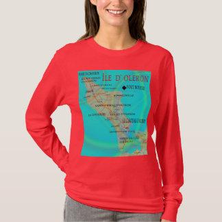 CHART ISLAND D OLERON T-Shirt