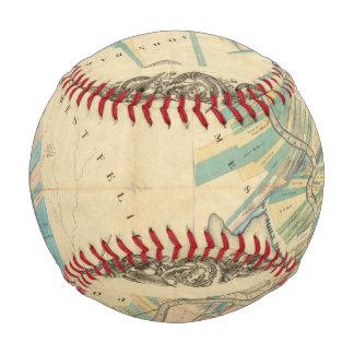 Chart of The Lower Mississippi River Baseballs