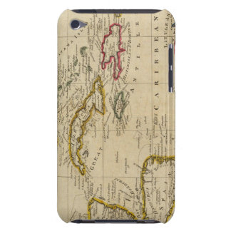Chart of the West Indies 3 iPod Touch Cover